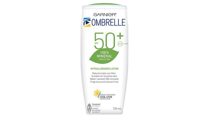 ombrelle mineral sunscreen