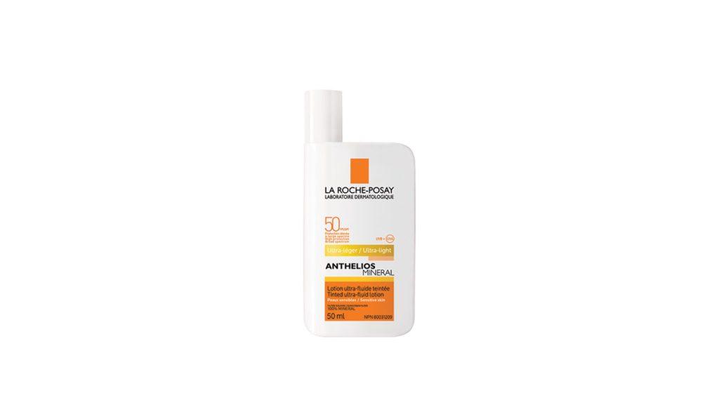 La Roche Posay mineral sunscreen