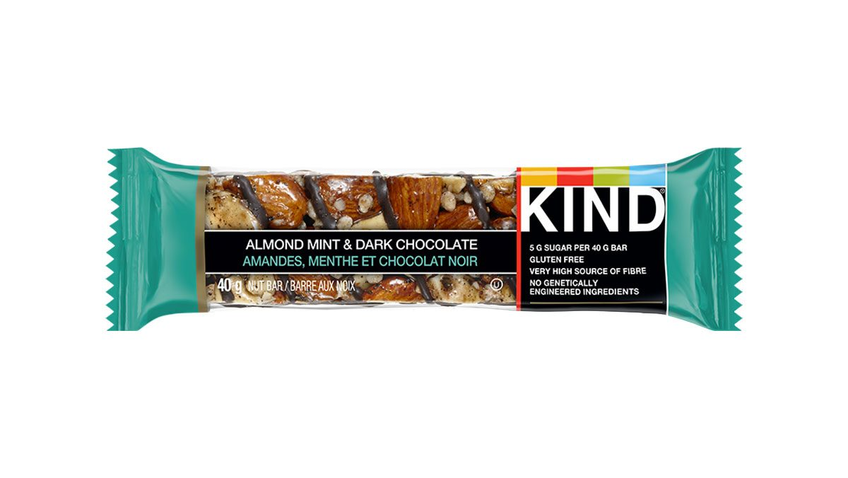 Best Energy Bar, Kind