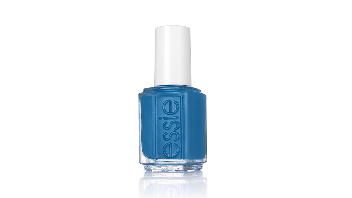 Blue Makeup Essie