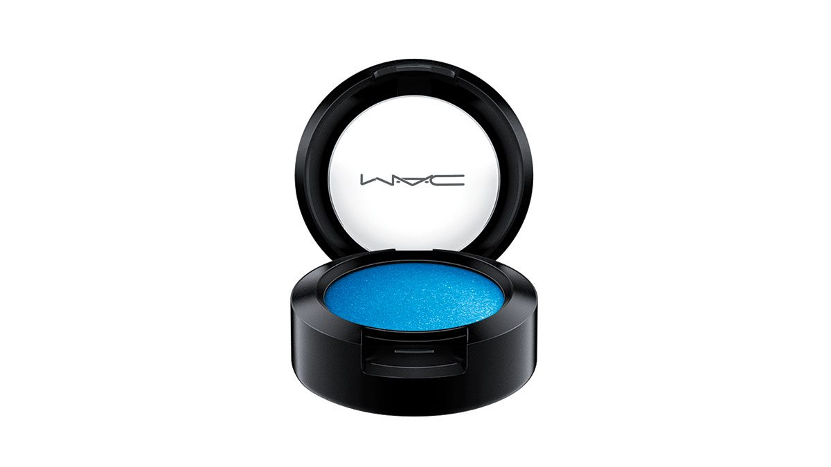 Blue Makeup, MAC