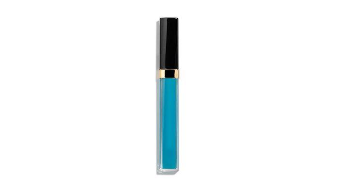 Blue Makeup, Chanel