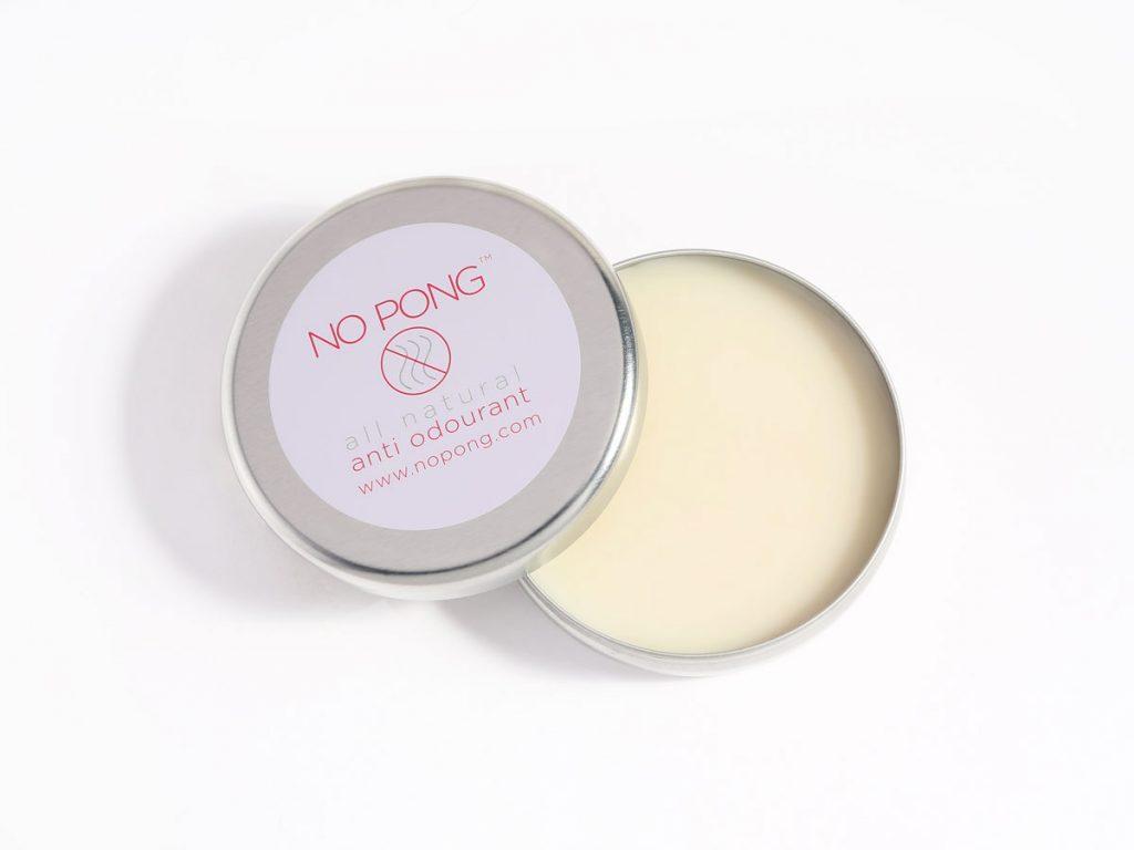 No Pong Natural Deodorant
