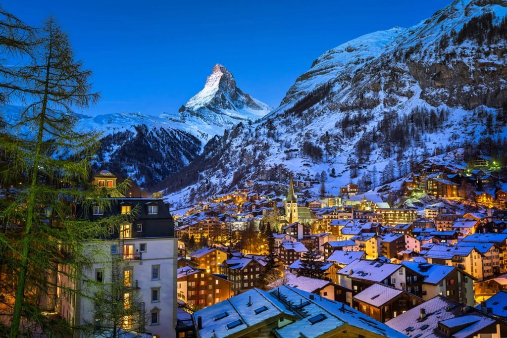 switzerland is one of the happiest countries in the world