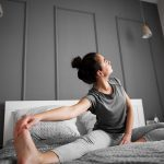 Trouble Sleeping? A Yoga Teacher Fills You In On 3 Simple Fixes