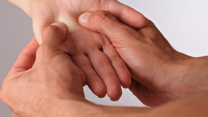 acupressure to manage stress better