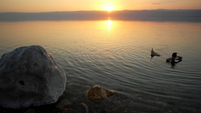 desert travel destinations jordan dead sea