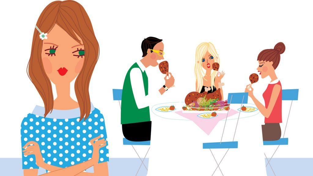 how to help when a family member has an eating disorder