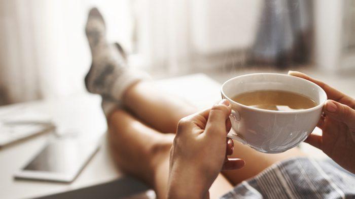 healthy coffee adaptogen tea