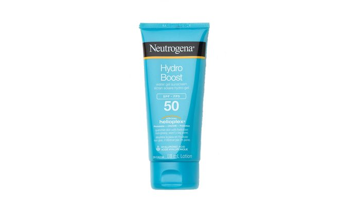 sunscreen for your scalp and face