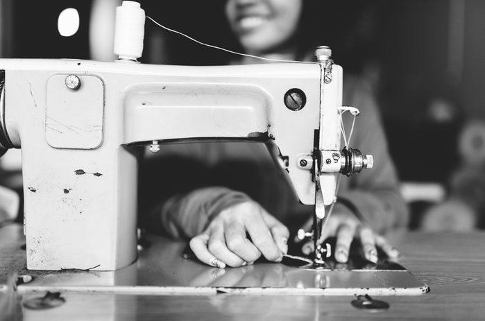 sewing machine outland denim