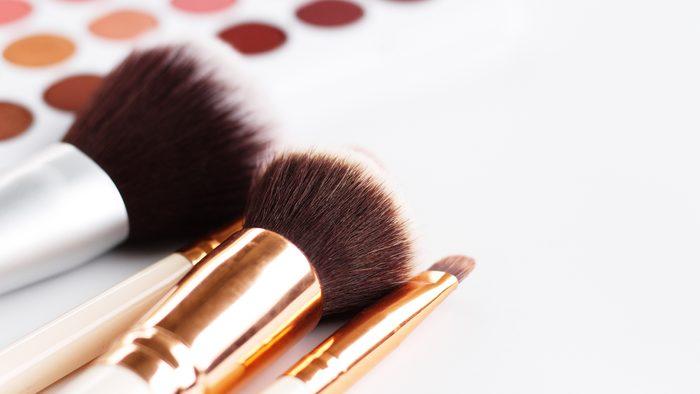 makeup beauty routine brush brushes