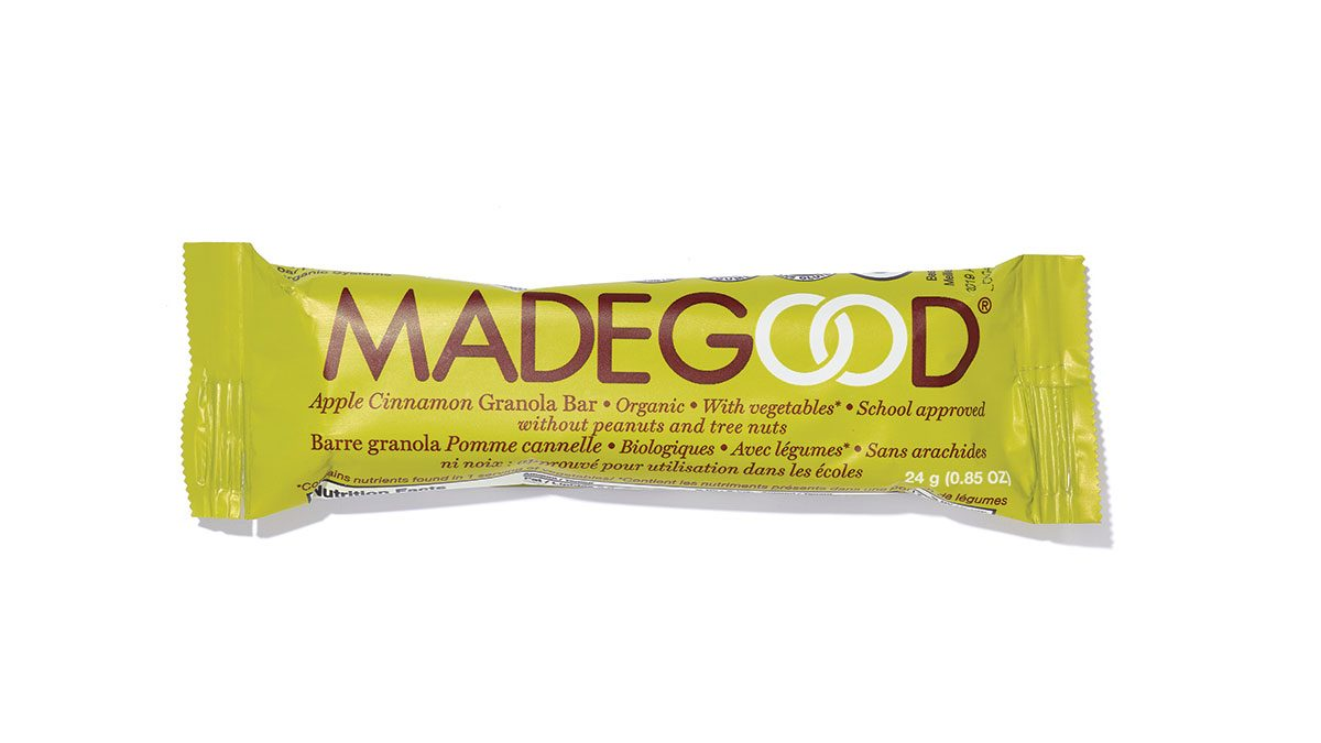 Best Energy Bars, MadeGood