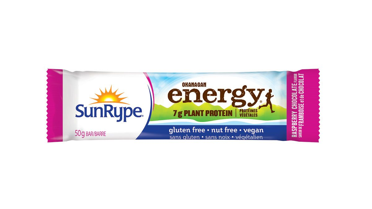 Best Energy Bars, SunRype