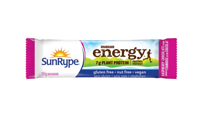 Best Energy Bars, SunRype