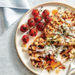 This Buffalo Cauliflower Steak is Equal Parts Crunchy and Savoury