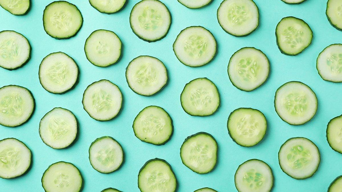 Gut Health, cucumbers