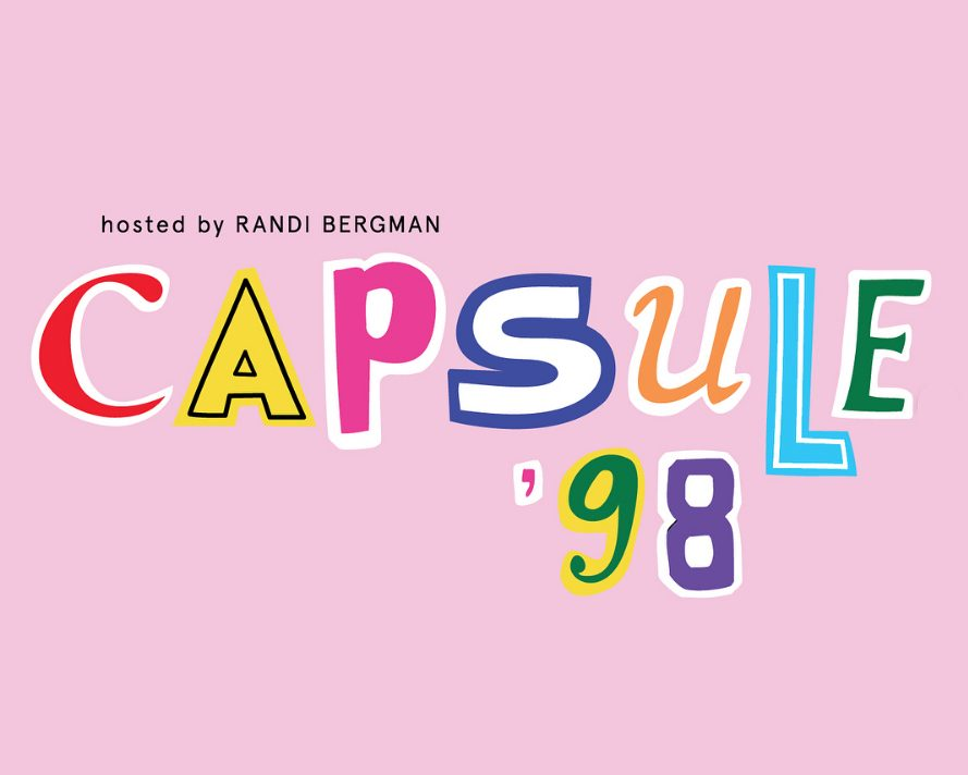 capsule 98 podcast logo