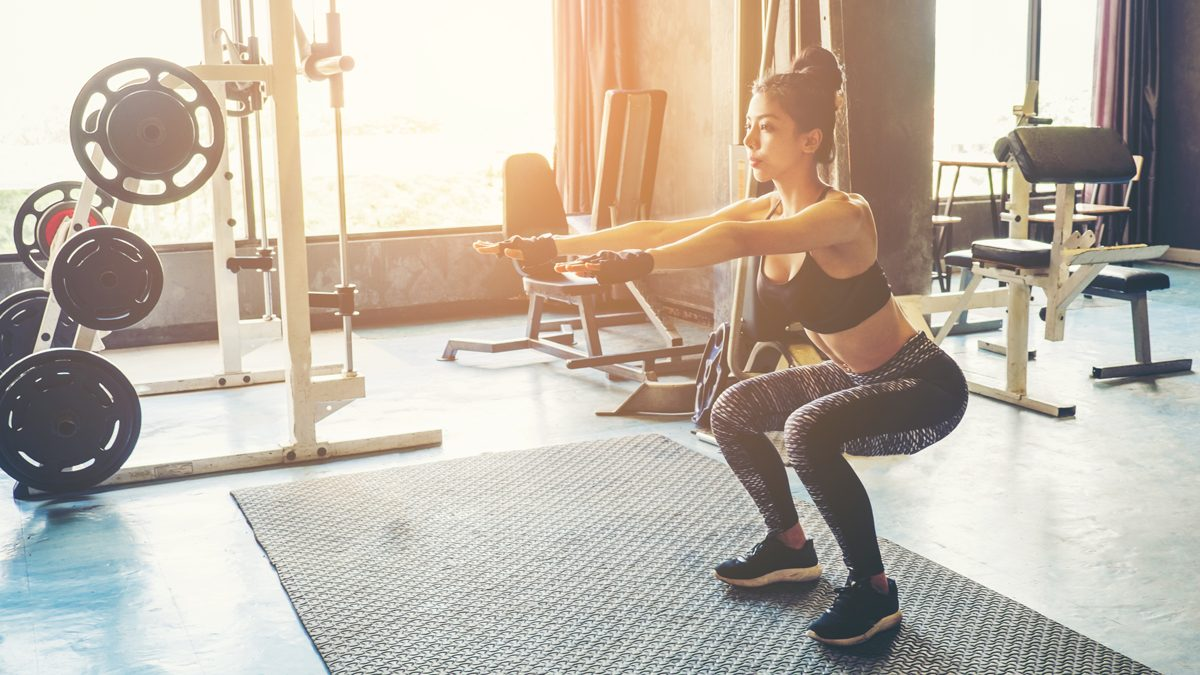 This Is How Many Squats It Takes To See Results   Best Health