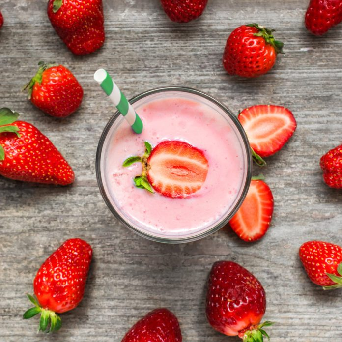 12 Smoothie Recipes Under 200 Calories