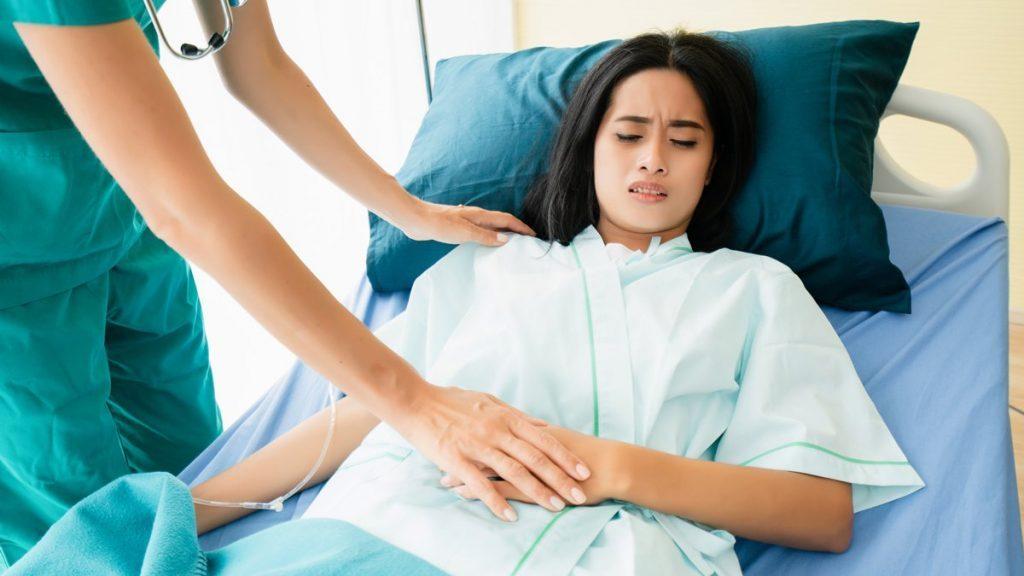 uterine cancer symptoms women health