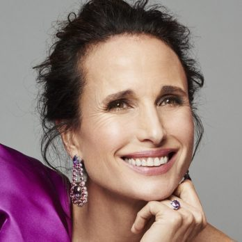 Andie MacDowell on Aging Beautifully in Hollywood