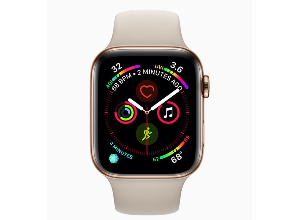 Apple Watch Series 4 Fitness