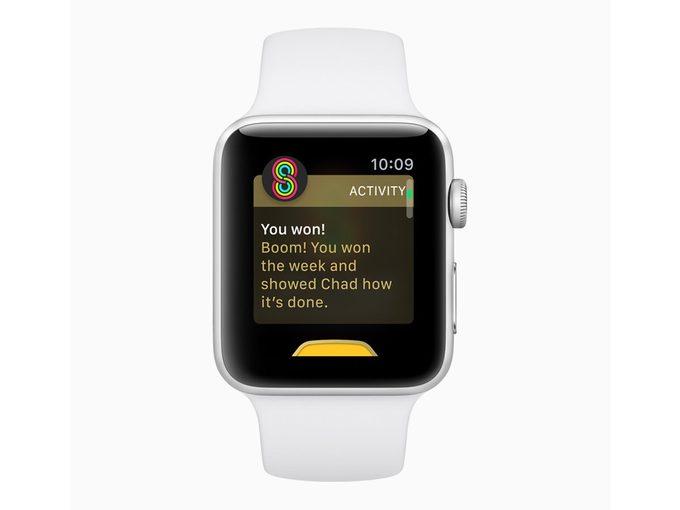 apple watchOS 5 update