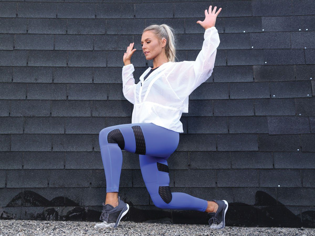 Jana Webb 3 Effective Moves To Shake Up Your Workout