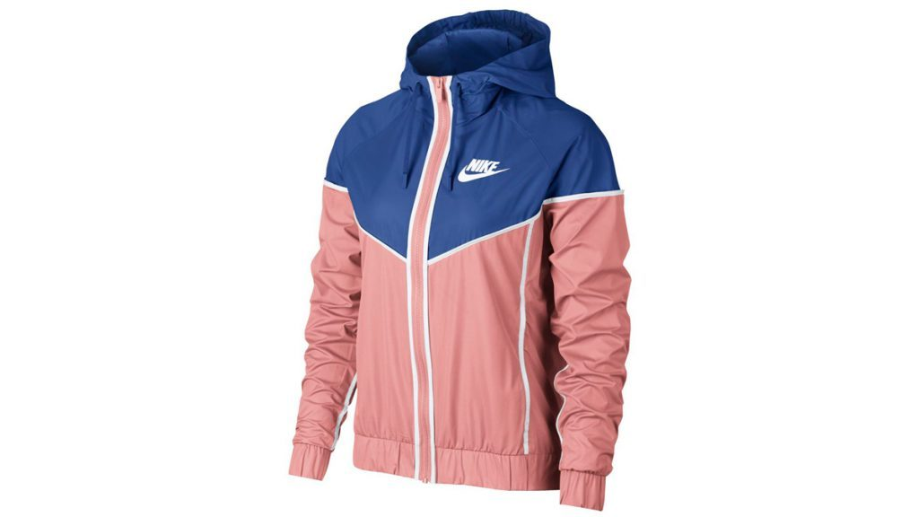 nike light jacket