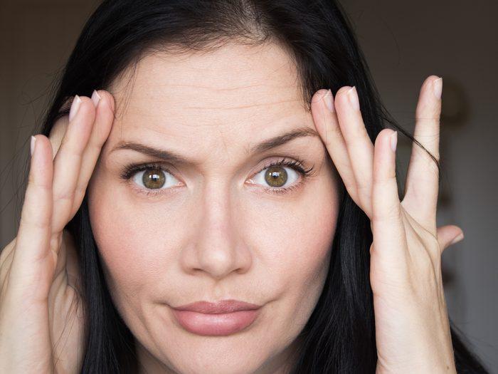 facial wrinkles skincare