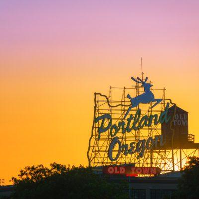 Portland Oregon wellness travel city