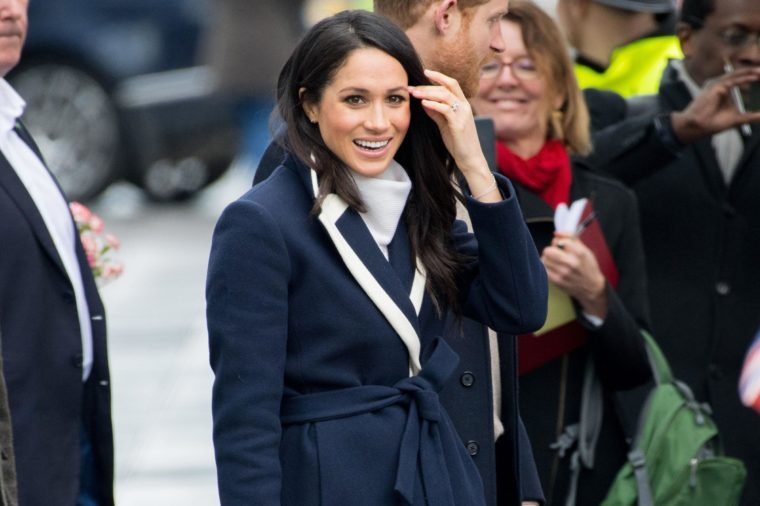 Meghan Markle royal pregnancy rules