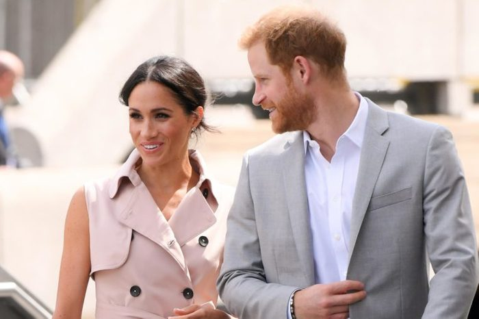 Meghan Markle and Prince Harry are pregnant