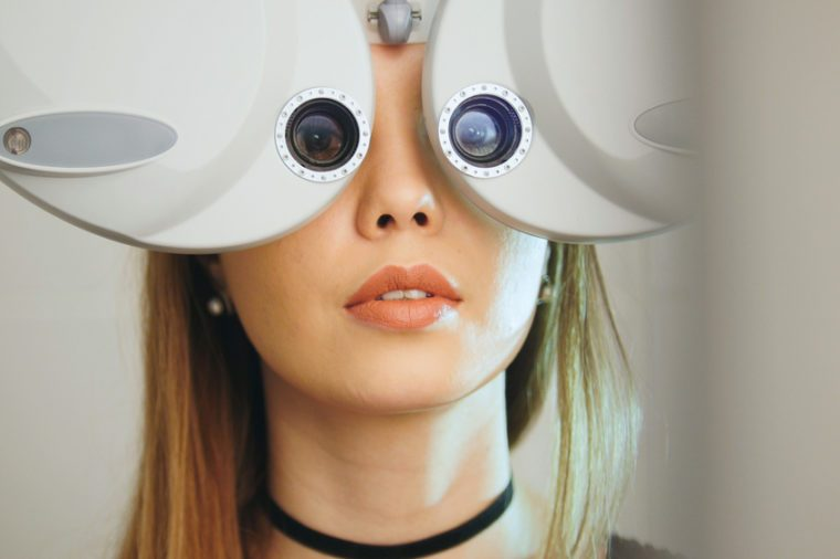 eye exam eye health