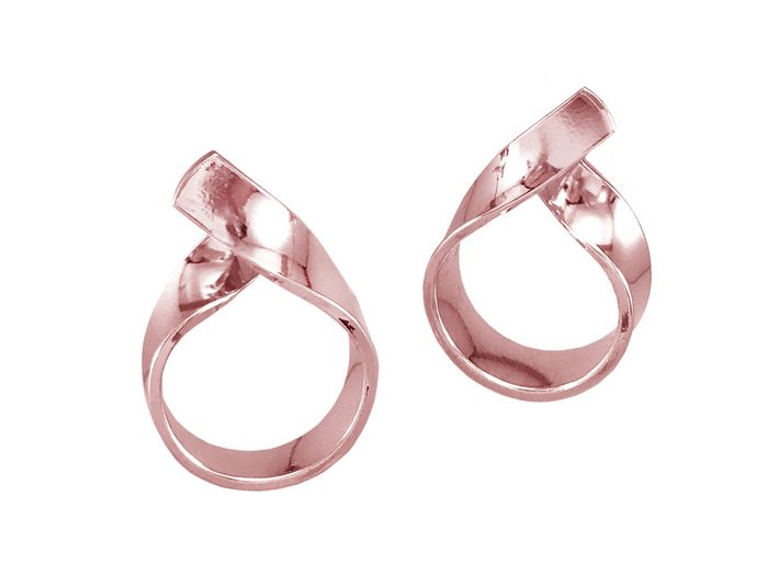 Breast Cancer Awareness Month, earrings