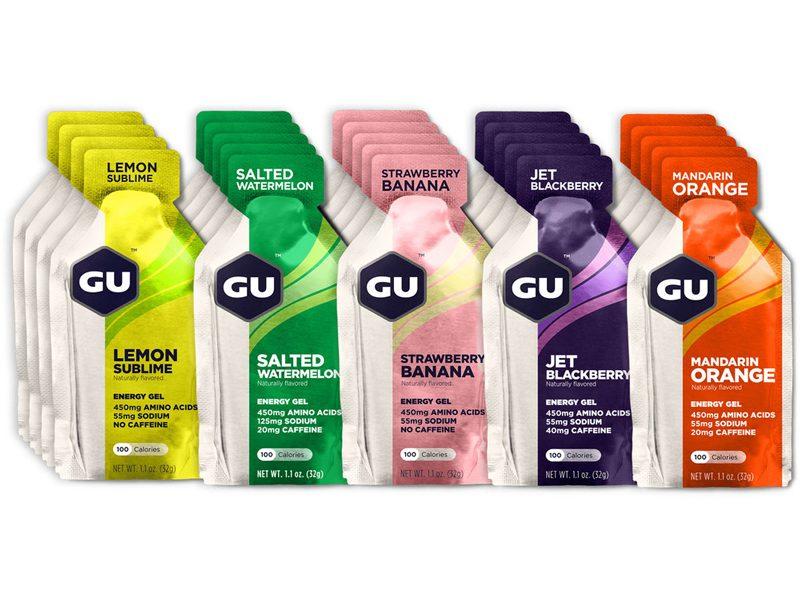 GU Gels