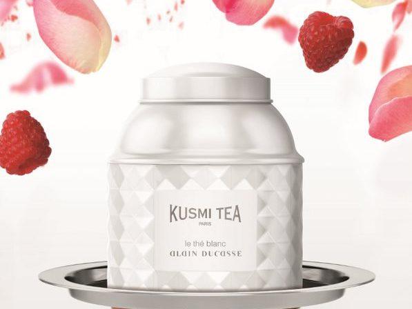 Kusmi Tea container