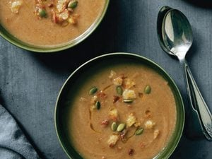 This Creamy Red Lentil Soup Will Become a Weekly Regular