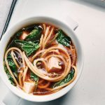 The Tofu Noodle Soup That Might Just Turn You Vegan