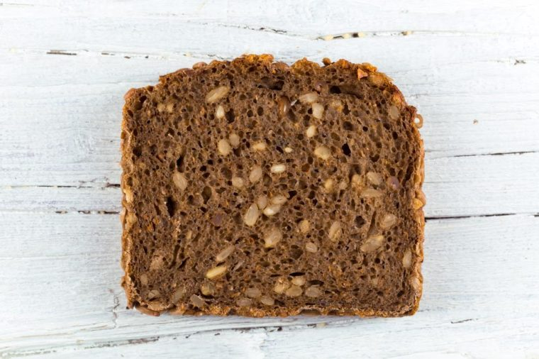 wheat bread and blood sugar