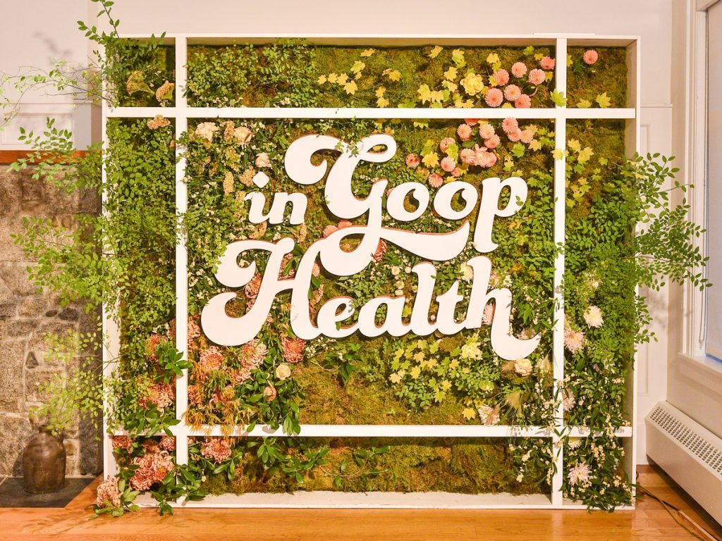 In Goop Health