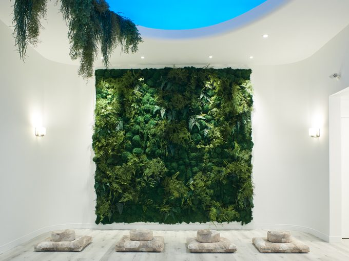 Hoame meditation studio the light room