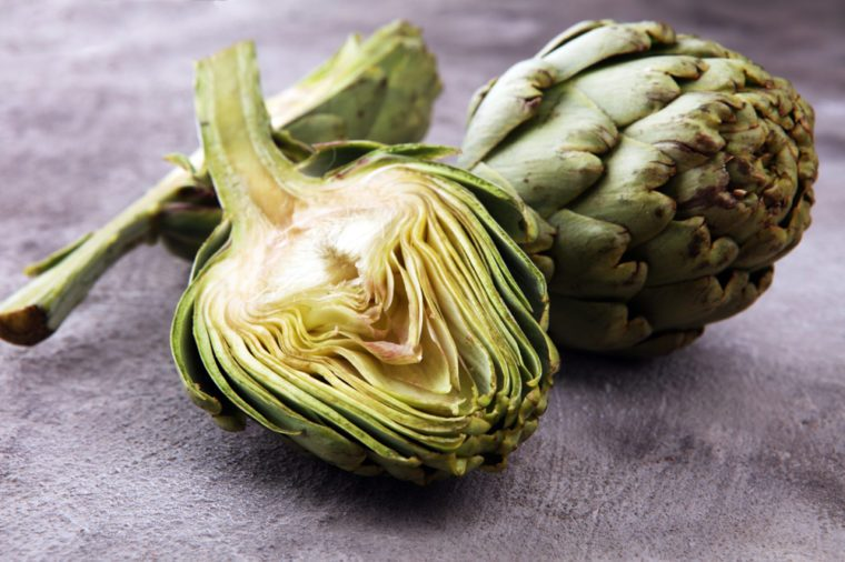 Home Remedies, artichoke