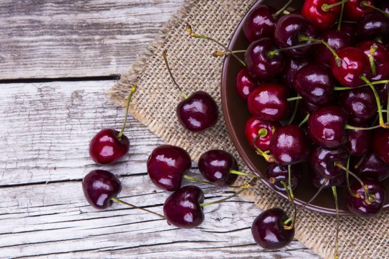 Home Remedies, cherries
