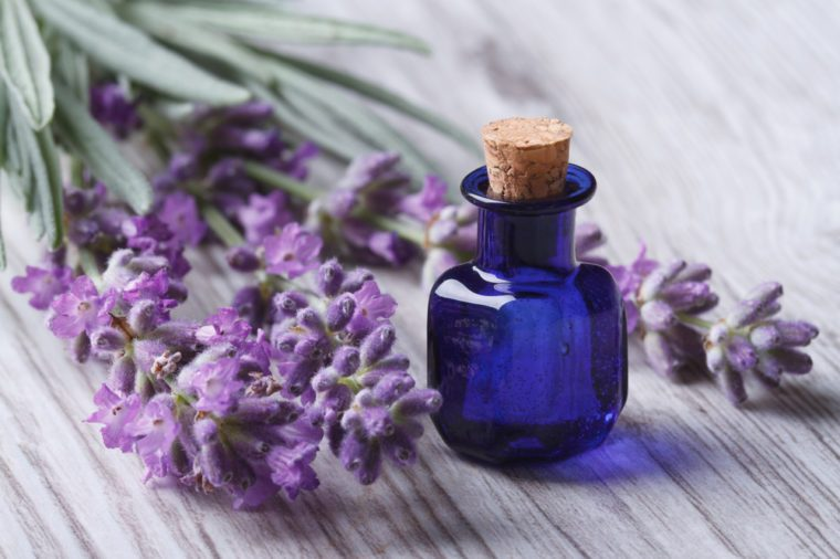 Home Remedies, lavender
