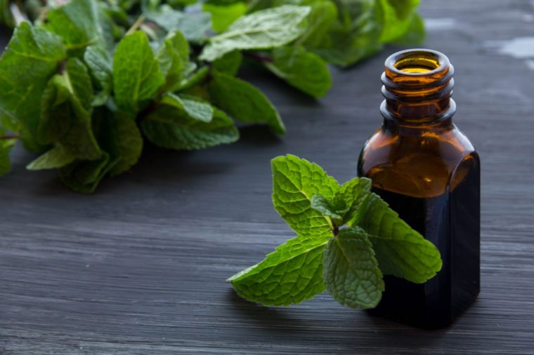 Home Remedies, peppermint