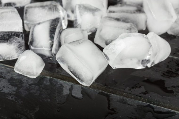 Home Remedies, ice