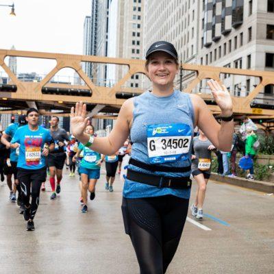 How Running a Marathon Helped Me Take Back My Health