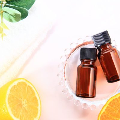 essential oil blend for colds